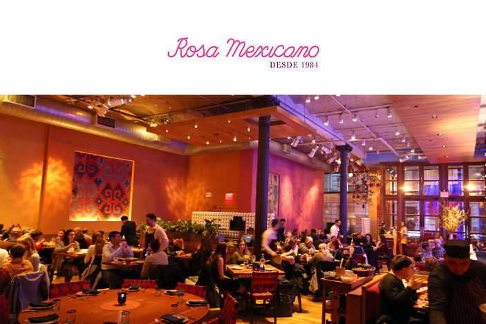 TriSpan acquires Rosa Mexicano to accelerate growth and expansion