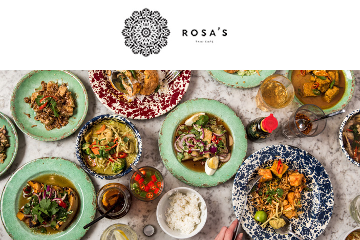 TriSpan acquires majority stake in Rosa's Thai Café