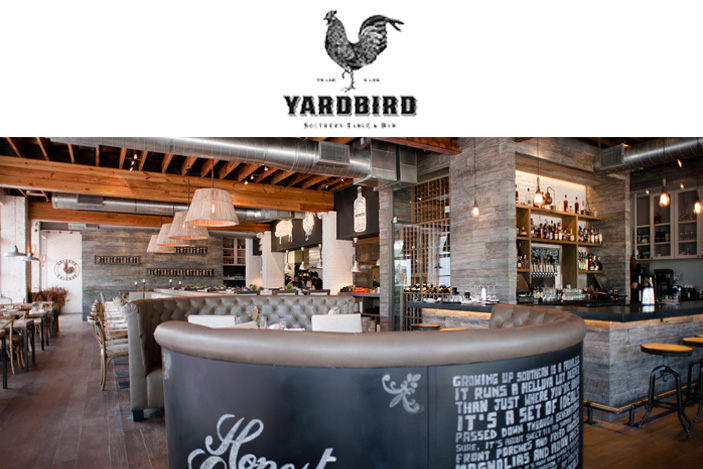 Yardbird to make Texas debut in Dallas